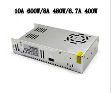 DC60V 10A 600W/8A 480W/6.7A 400W Single Output Switching power supply AC to SMPS
