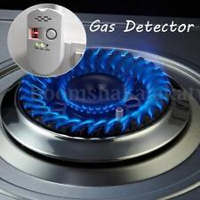 LPG Coal Natural Gas Leak Detector Security Alarm Sensor 20㎡ Warning Tester