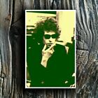 Bob Dylan Green 11x17 Limited Edition Poster Print