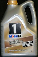 5 litros móvil 1 0w40 aceite del motor petróleo shc síntesis Technology 153678 Porsche a40 VW