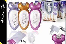Epilatore depilatore donna lady shaver elettrico ricaricabile con luce - Rotex