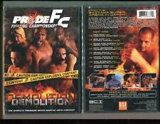 PRIDE FC - DEMOLITION (DVD, 2006) BRAND NEW SEALED - FREE SHIPPING