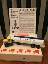 Winross Nostalgia Series #8 RICHFIELD OIL CORPORATION 1960's