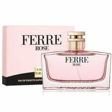 Woman Perfume Gianfranco Ferre Rose EDT 3.4oz+Samples Free