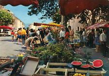 Carte LE MUY Son pittoresque marché