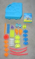 Kid K'Nex Undersea Pals, 45 Pieces With Carry Case, Childrens Construction Toy