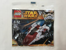 LEGO Star Wars #30272 A-Wing Starfighter - brand new sealed polybag