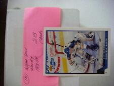 1993-94 UPPER DECK HOCKEY LOT OF 213 CARDS