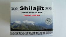 Shilajit Balm Of The Altai Mountains natural purified Mumijo Mumiyo