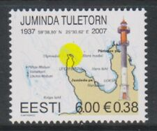 Estonia - 2007, Juminda Lighthouse stamp - V/L/M - SG 543