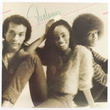 Shalamar, trois pour LOVE Vinyle/LP * Utilisé *