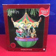 Heirloom Collection Christmas All Around Ornament 1995 LM13