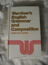 English Grammar and Composition: Complete Course Grade 12 by Warriner, John E.