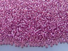250g 9142 Transparent Smoky Amethyst Miyuki Japanese Seed Beads Round Size 11/0