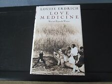 Love Medicine New and Expanded version by Lousie Erdrich 1st/1st 1993 HC/DJ