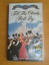 """Till The Clouds Roll By"" VHS Judy Garland, Frank Sinatra, Lena Horne etc"