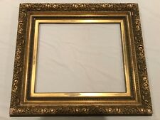 Antique 24x20 19th Century Gold Gilt Gilded Picture Frame American Style Large