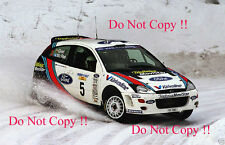 Colin McRae Ford Focus RS WRC 00 Swedish Rally 2000 Photograph 1