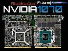 NEW NVIDIA GeForce 1070 Notebook N17E-A2-G2 MS-1W0V1