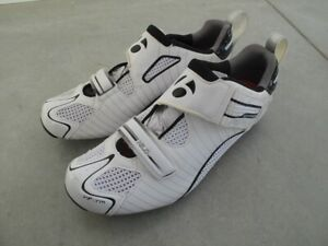 Bontrager RXL Hilo Carbon shoes Shoe Triathlon Road Cycling White Cycling