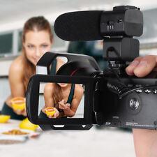 ORDRO AC3 4K Wifi Full HD Vision Nocturne Caméscope Numérique Vidéo DV Caméra