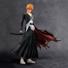 BLEACH - Ichigo Kurosaki Figurine de 20 cm, avec emballage d'origine