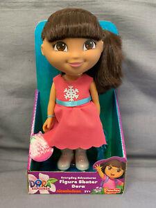 Dora The Explorer Figure Skater Dora Everyday Adventure 2012