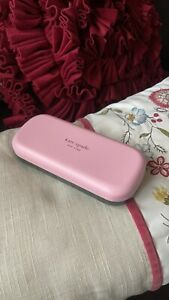 Kate spade sunglasses/reading glasses case new Color In Pink/green