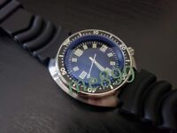 316LStainless steel Sterile 6105 Dive Automatic wristwatch