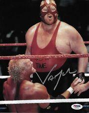 Big Van Vader Signed WWE 8x10 Photo PSA/DNA COA WCW Wrestling Picture Autograph