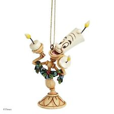 Disney Traditions Lumiere - Beauty & Beast Hanging  Ornament  NEW in BOX