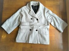 Manteau Femme Fuchs Smiths Taille 42 Laine et Cachemire Hiver Made in Italy