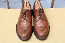"CHAUSSURE DERBY PARABOOT ""AVIGNON"" CUIR 8 / 42 TRES BON ETAT MEN'S SHOES"