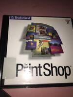 The Print Shop Art Cd 1-5 Brøderbund