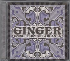 Ginger ‎– Going Through Arlanda (CD 2010) Psychedelic Rock, Studio Debut, RAR!!!