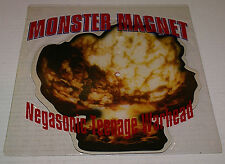 "Monster Magnet Negasonic Teenage Warhead Rare Picture Disc 7"" Vinyl Record 1995"