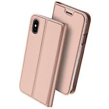 Case Apple IPHONE x Book Case Case Slim Flip