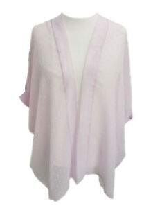 Womens Open Front Jacket Floaties Special Occasion 18/20 22/24 26/28 30/32 34/36