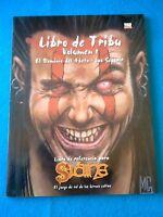 Rol - Sistema D20, Slaine -  Libro de tribu vol. 1, Los Sessair - Edge RL604