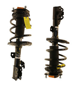 For Toyota Camry 3.5 V6 07-11 Front /& Rear Suspension Strut and Coil Springs KYB