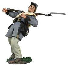 BRITAINS 31179 - Confederate Infantry - Texas Brigade Falling Back Wounded No.1