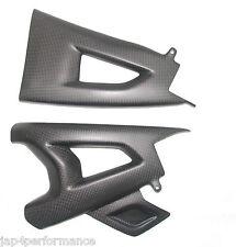 KAWASAKI ZX10R Carbono basculante cover set 2011-acabado satinado 2015
