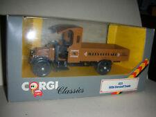 Vintage Corgi Classics 1926 Renault Truck #823 - 1985  (B 9)