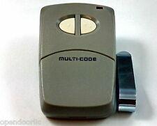 Linear Multi-Code 4120  Gate Garage 2-Button Remote MCS412001 300mhz 308911