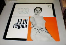 ELIS REGINA - SAMBA, EU CANTO ASSIM - LP MADE IN BRAZIL - 1983 - PHILIPS - SAMBA