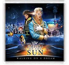 EMPIRE OF THE SUN WALKING ON A DREAM 2008 LP COVER FRIDGE MAGNET IMAN NEVERA
