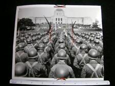 JAPANESE ARMY  PHOTO 1960 #3988