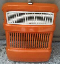 Front Grille TRACTOR FIAT 540 605C 640 350 445 ETC with PIN AND WHITE MASK