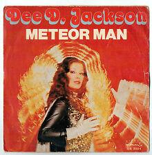 "DEE D. JACKSON - meteor man - 45 giri 7""*"