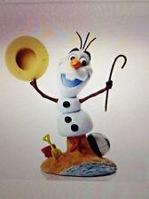 Grand Jester Studios Disney Frozen 4046190 OLAF THE SNOWMAN BEACH BUST NIB